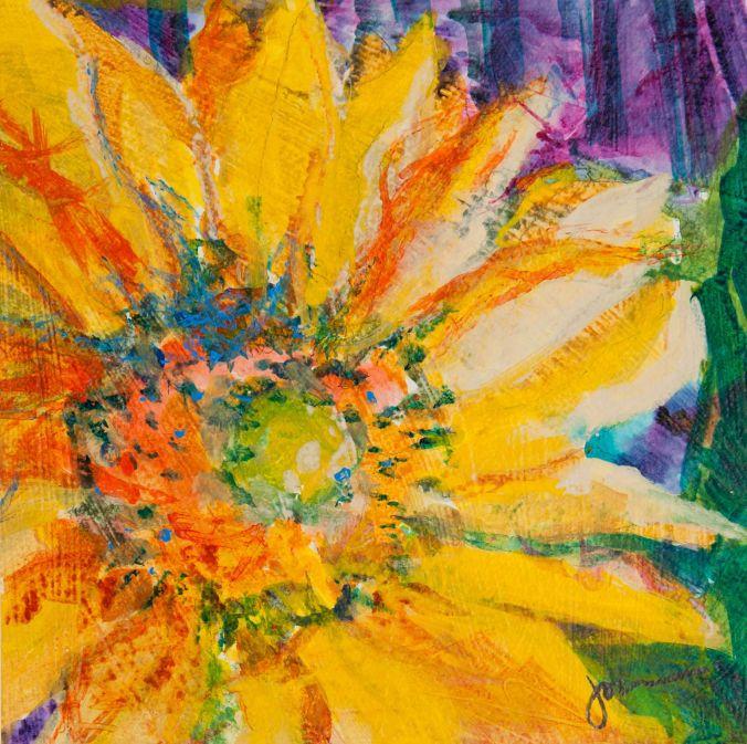 The Grand Champion Sunflower
