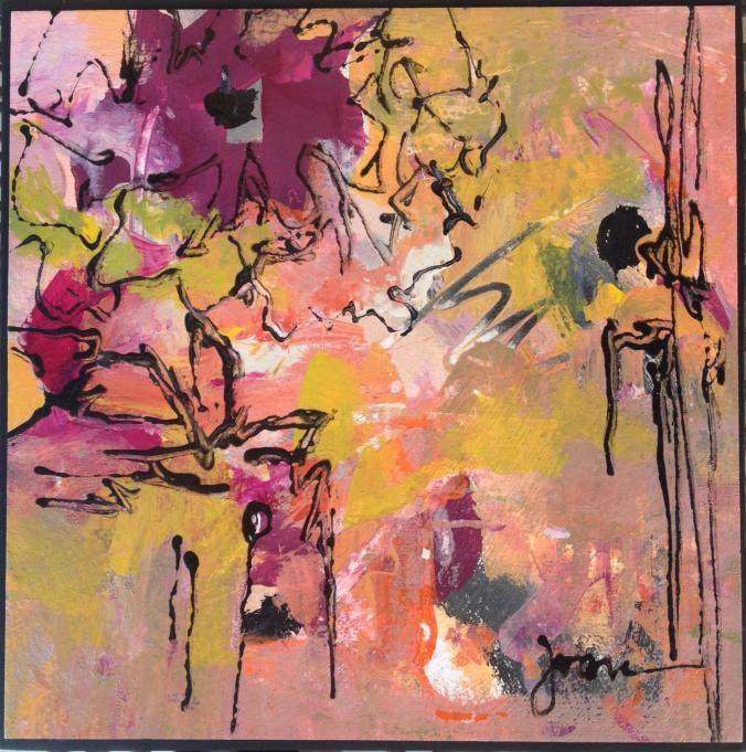 """""""Floral Mauve"""""""