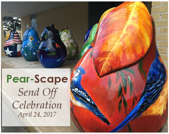 pearscape april event